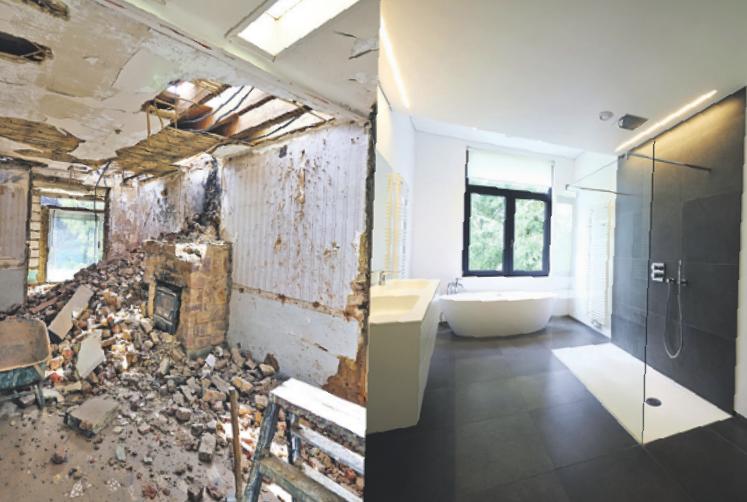 Gerade die muss bei Entkernung der Entkernung von alten Häusern beachtet werden. Foto:pbombaert/stock.adobe.com
