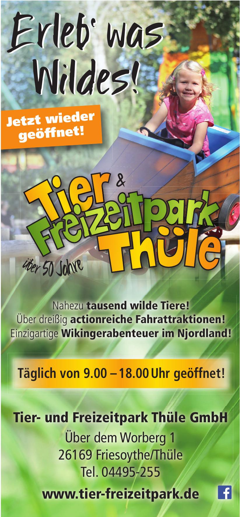 Tier- und Freizeitpark Thüle GmbH