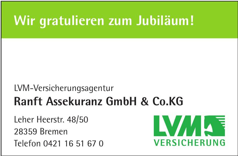 LV M-Versichreungsagenutur Rnaft Assekuranz GmbH & Co. KG