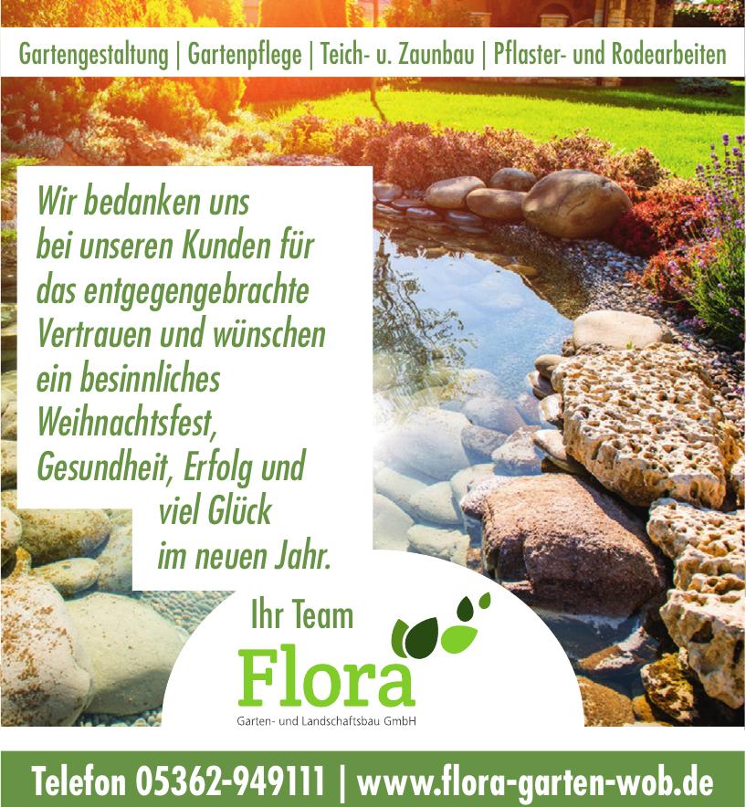 Flora Garten- und Landschaftsbau GmbH