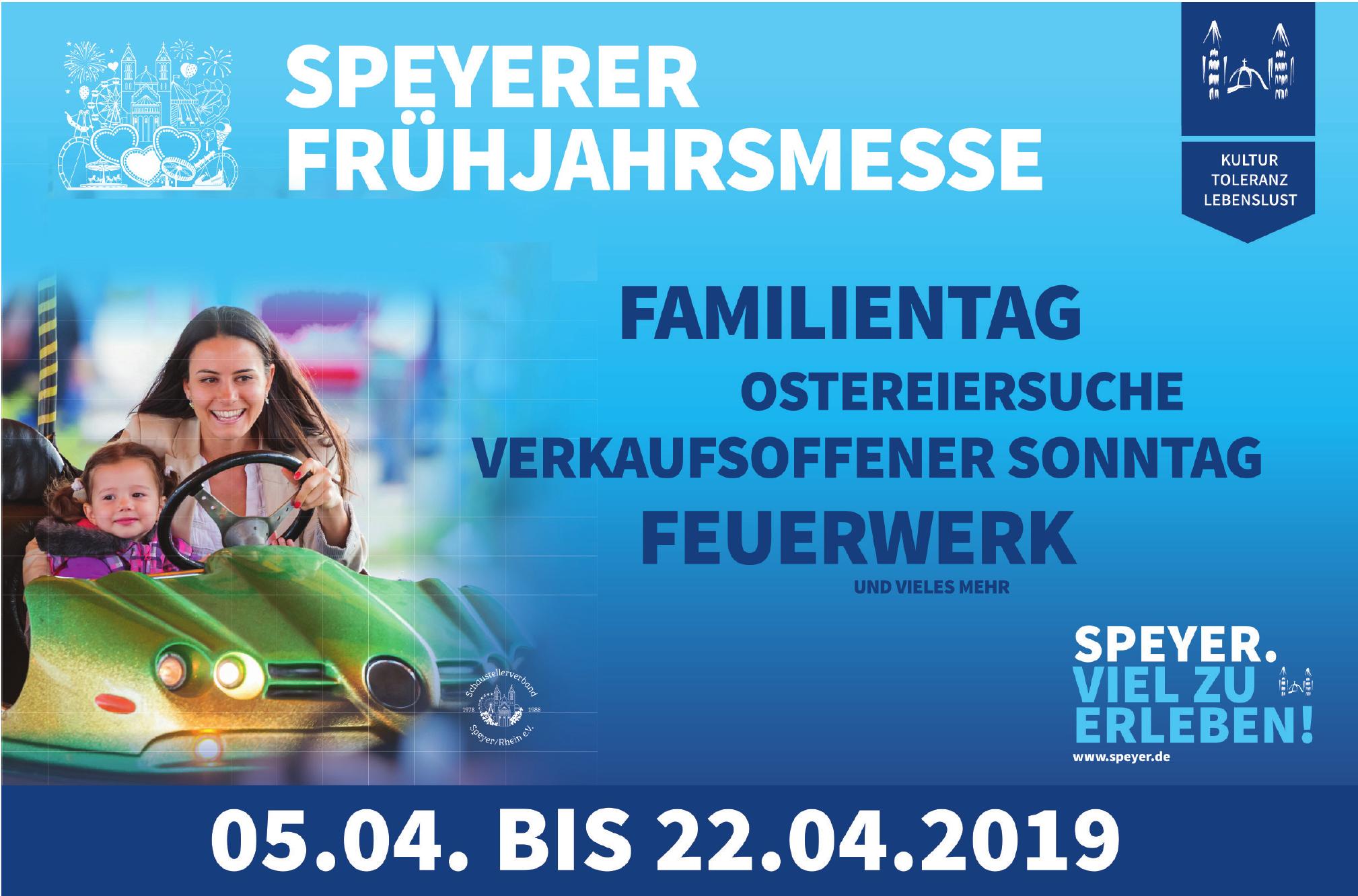 Speyerer Frühjahrsmesse