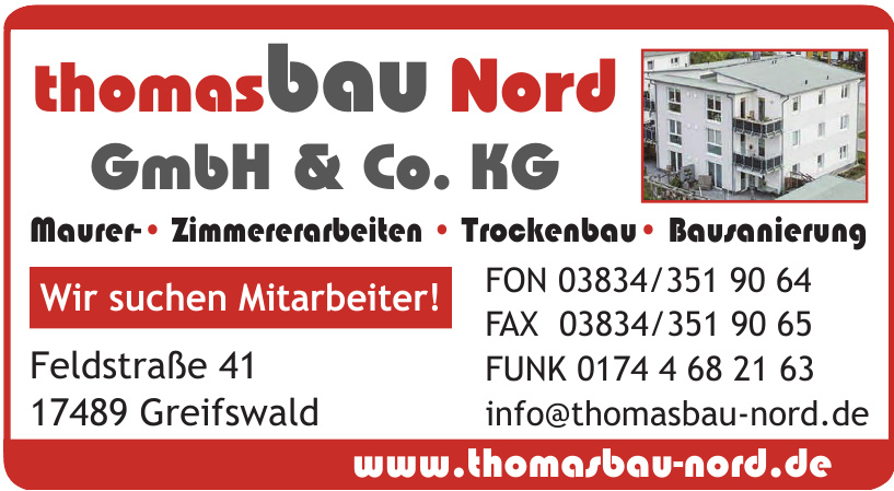 Thomasbau Nord GmbH & Co. KG