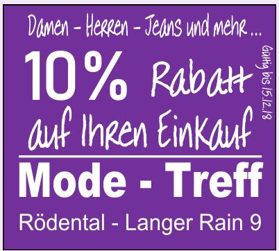 Mode - Treff