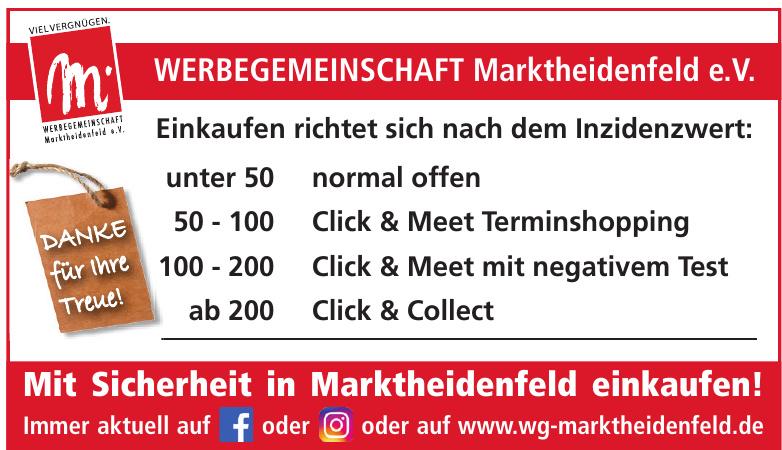 Werbegemeinschaft Marktheidenfeld e. V.