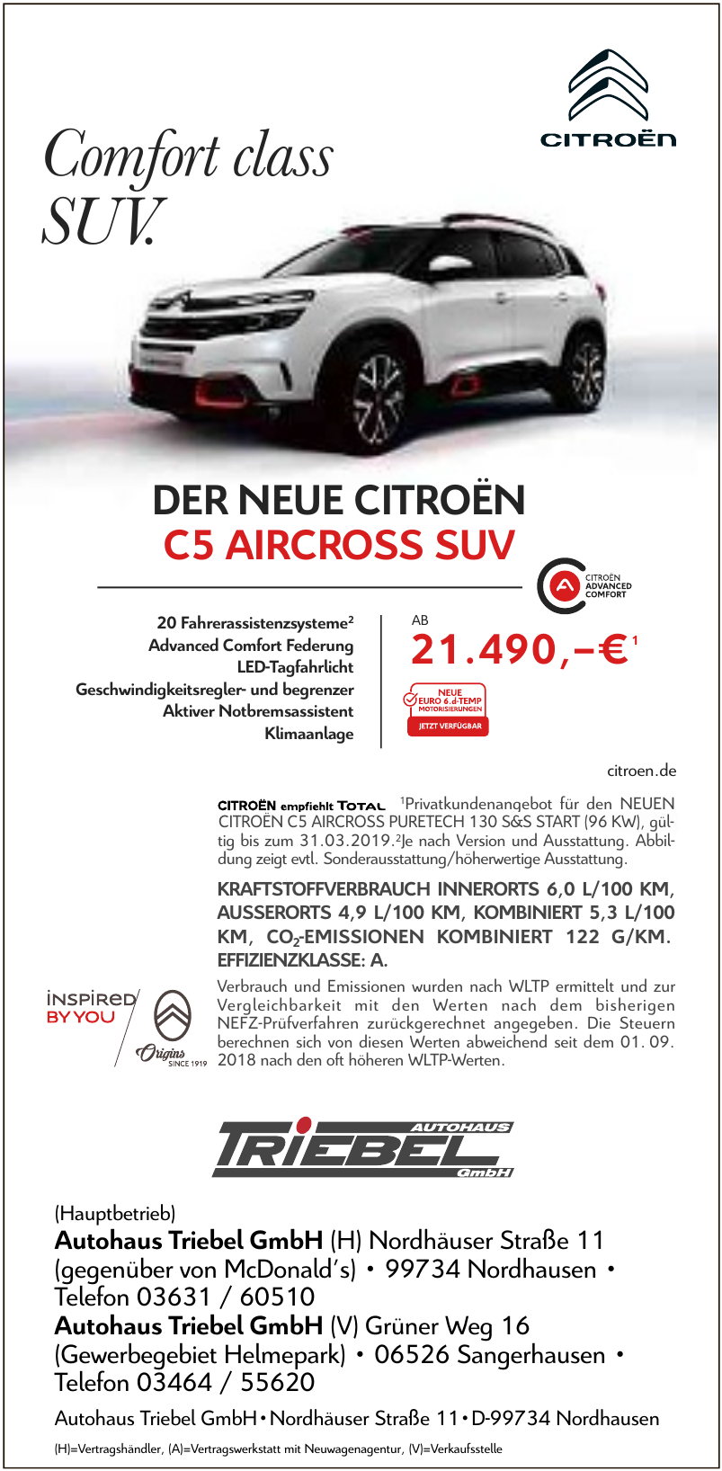 Autohaus Triebel GmbH