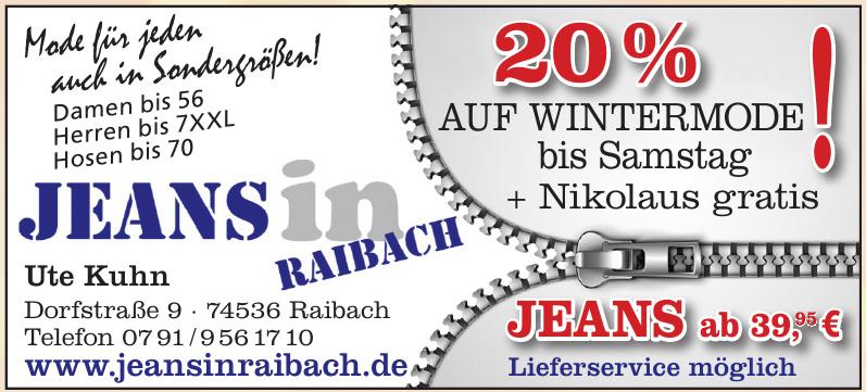 Jeans in Raibach