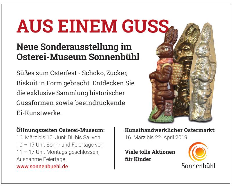 Osterei-Museum Sonnenbühl