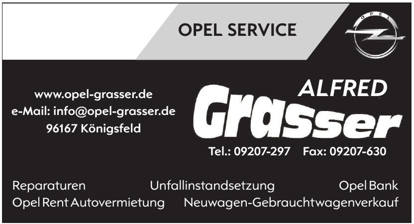 Alfred Grasser