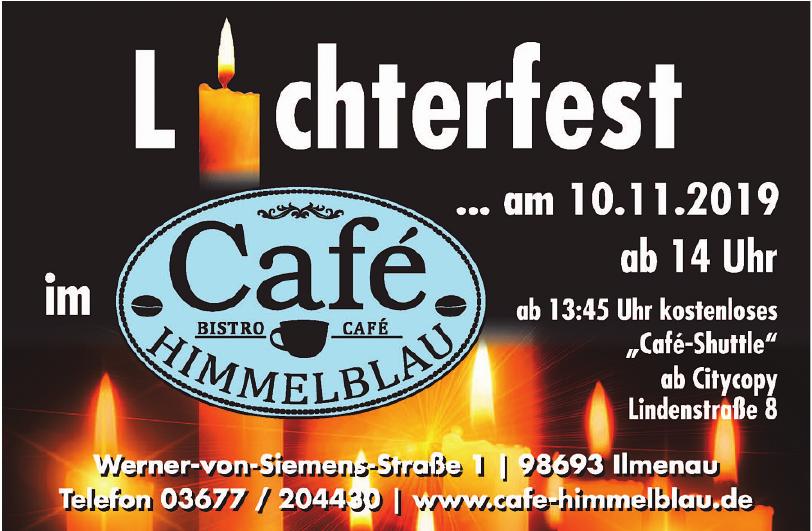 Café Himmelblau