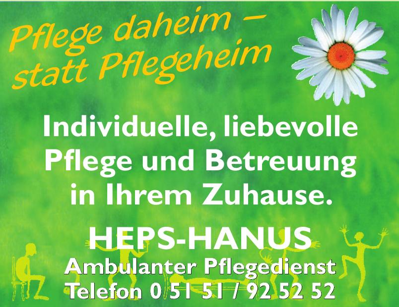 HEPS-HANUS Ambulanter Pflegedienst