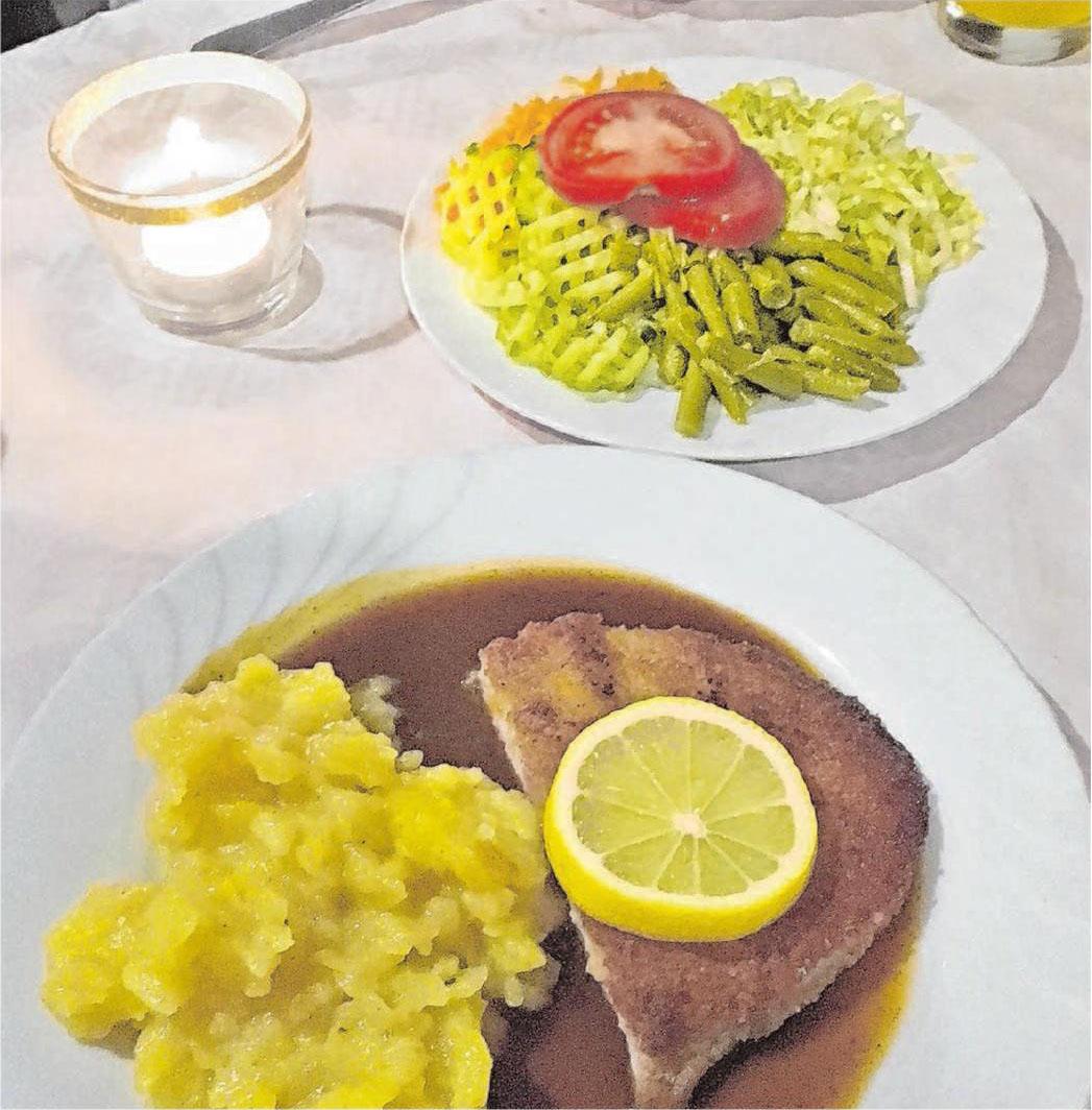 Eine große Auswahl an Speisen werden das ganze Wochenende über angeboten. Foto: Veranstalter