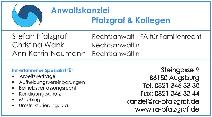 Anwaltskanzlei Pfalzgraf & Kollegen