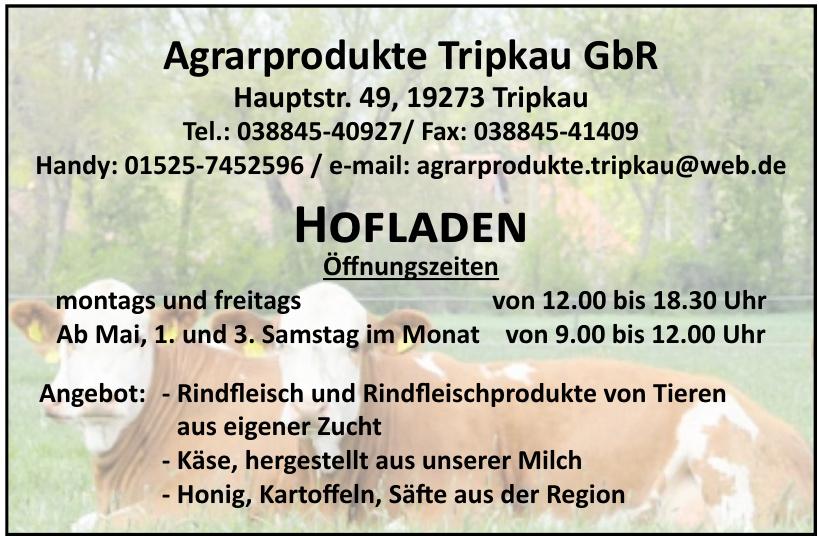 Agrarprodukte Tripkau GbR