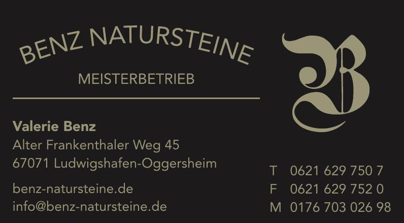 Benz Natursteine