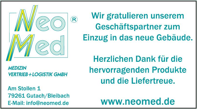 NeoMed Medizin Vertrieb + Logistik GmbH