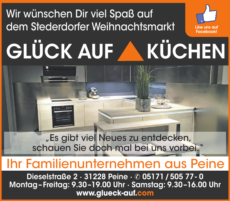 Glück Auf Küchen Areal GmbH