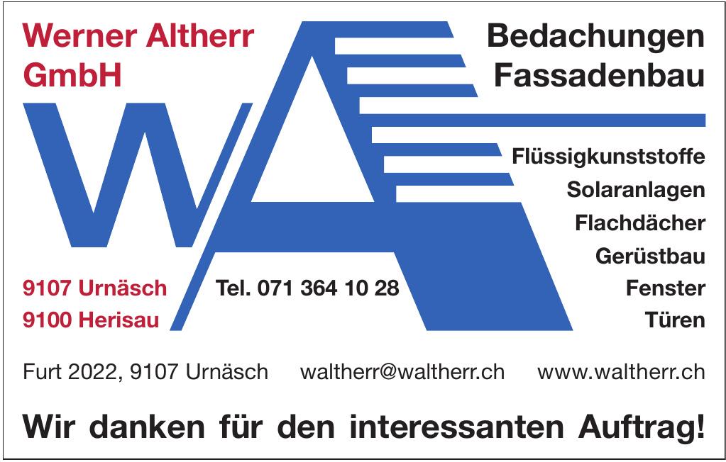 Werner Altherr GmbH