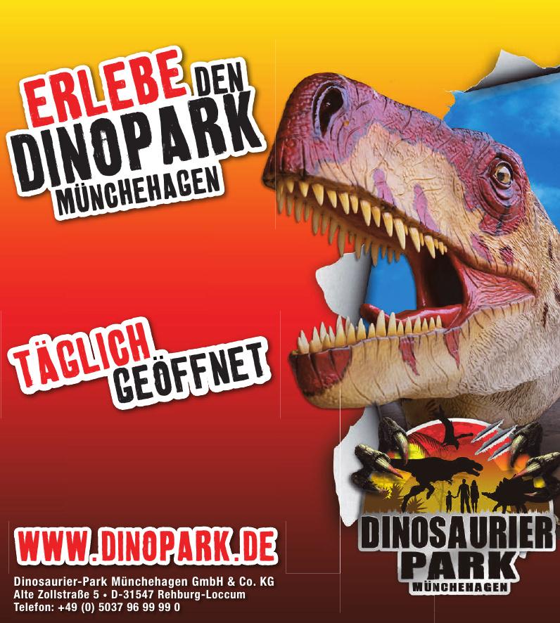 Dinaurier-Park Münchehagen GmbH & Co. KG