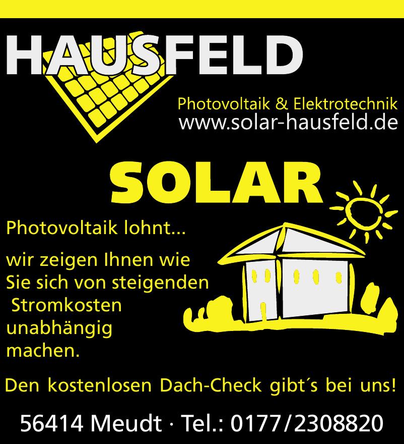 Solar Hausfeld