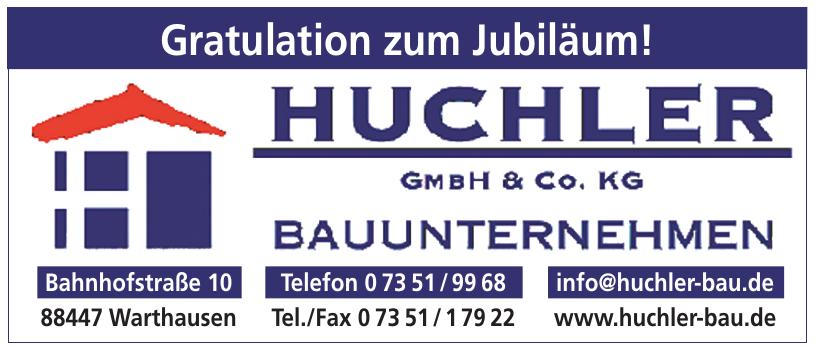 Huchler Bauunternehmen GmbH + Co. KG