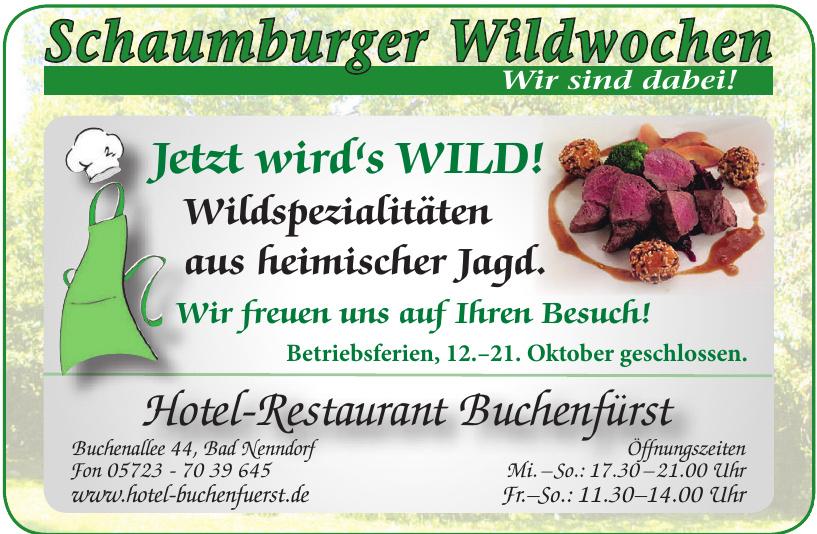 Hotel-Restaurant Buchenfürst