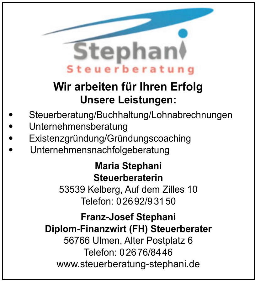 Stephani Steuerberatung