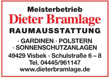 Dieter Bramlage Raumausstattung