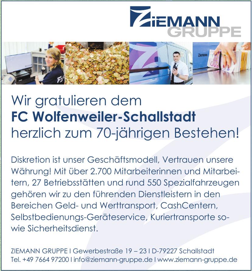 Ziemann Sicherheit Holding GmbH