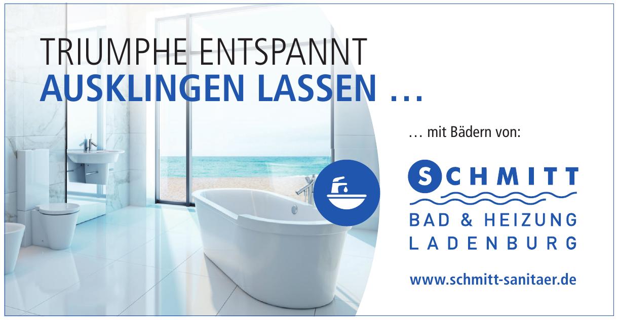 Schmitt Bad & Heizung Ladenburg
