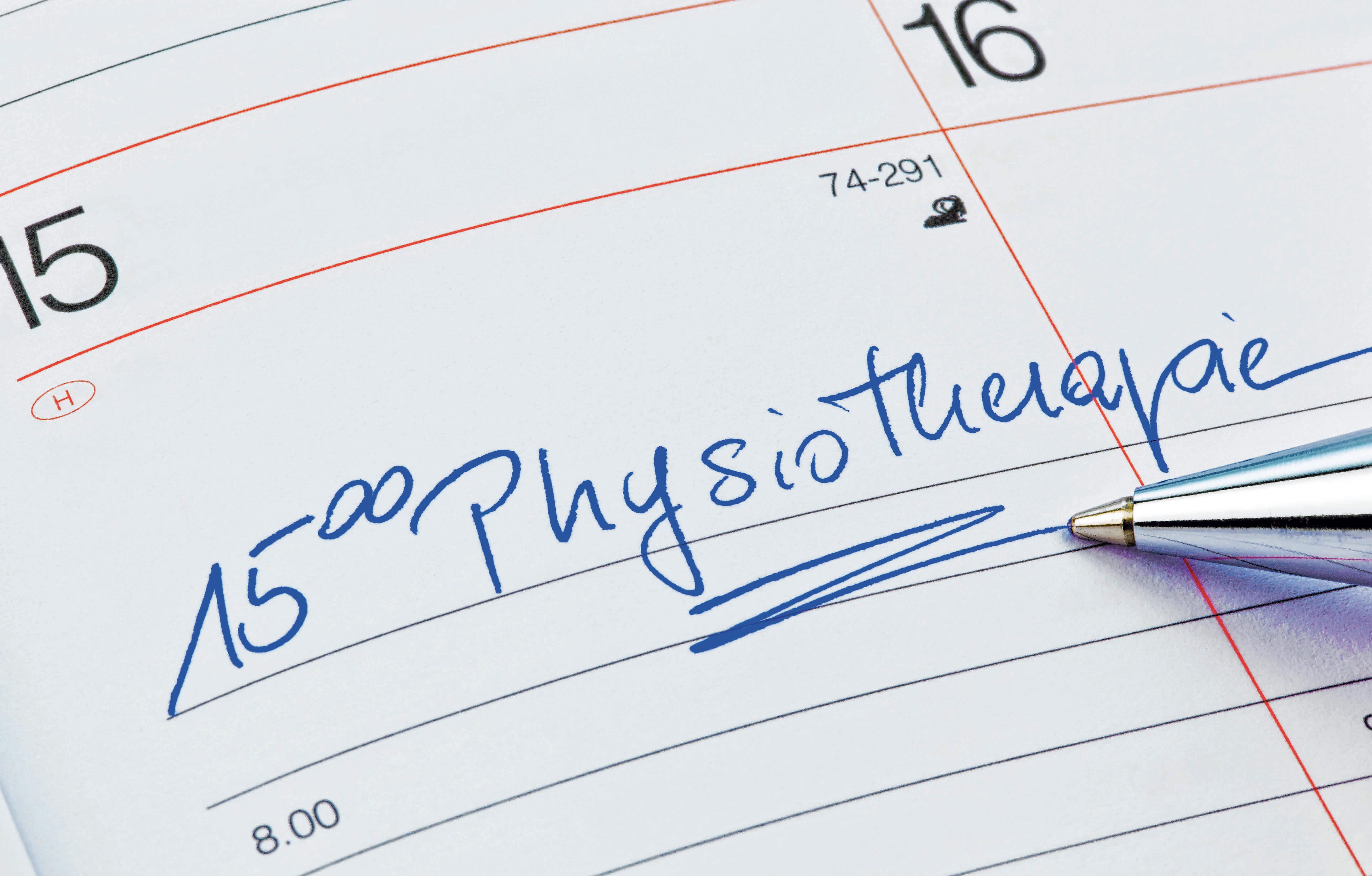 Die Termine beim Physiotherapeut können weiterhin wahrgenommen werden. FOTOS: COLOURBOX.DE