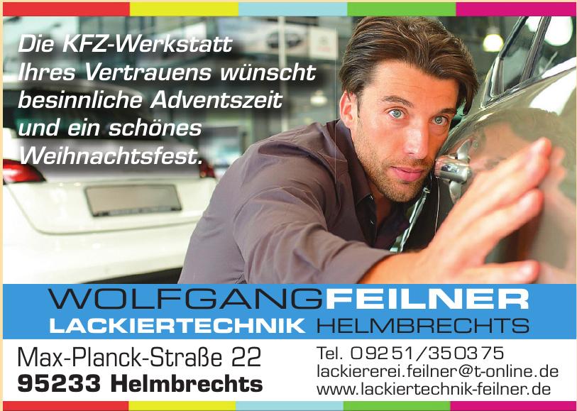 Lackiertechnik Wolfgang Feilner