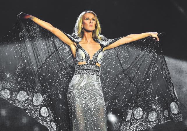 Céline Dion wird am 6. Juli 2022 in Köln zu Gast sein. Bild: Denise Truscello