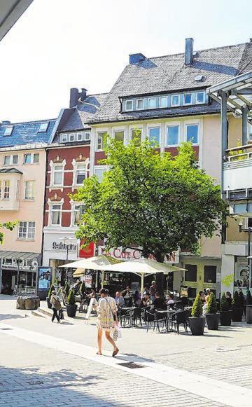 Neue Ideen für den Einkaufsstandort Siegen werden mit dem Zentrenbudget unterstützt.