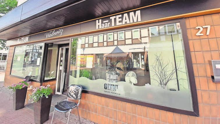 Seit wie vielen Jahren ist das Team an der Braunschweiger Straße für Kunden da?