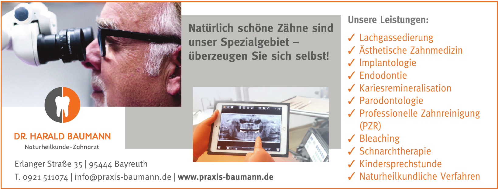 Dr. Harald Baumann