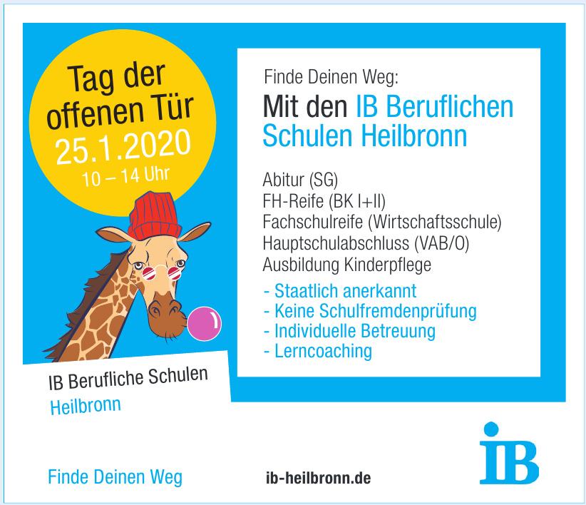IB Beruflichen Schulen Heilbronn