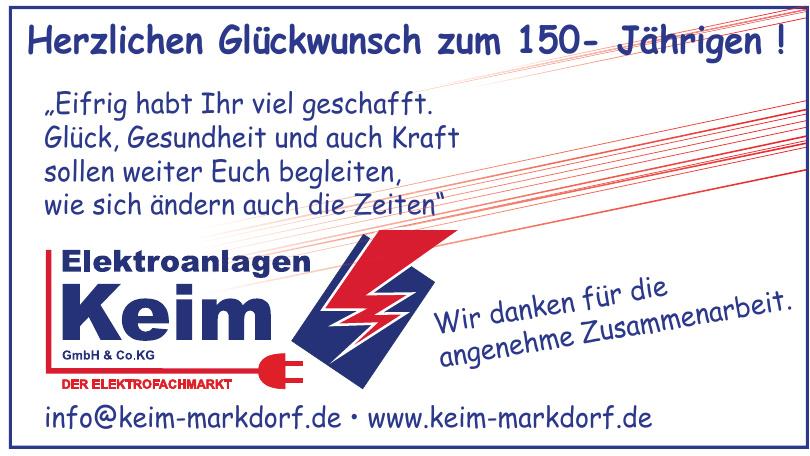 Elektroanlagen Keim GmbH & Co. KG