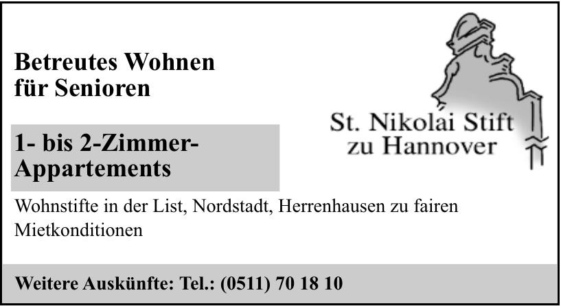 St. Nikolai Stift zu Hannover
