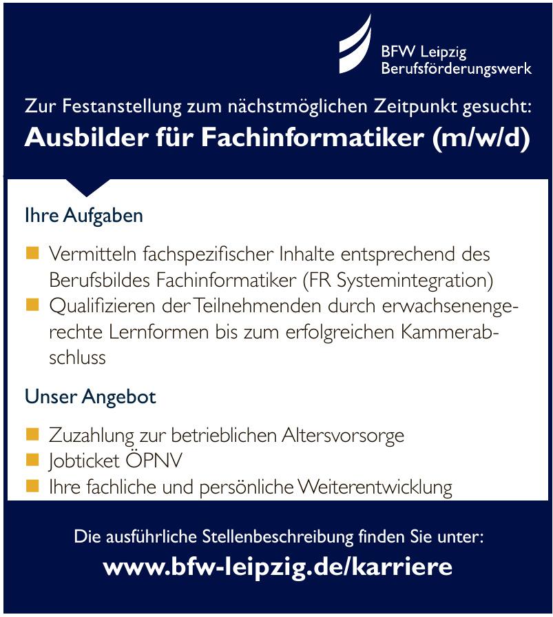 BFW Leipzig Berufsförderungswerk
