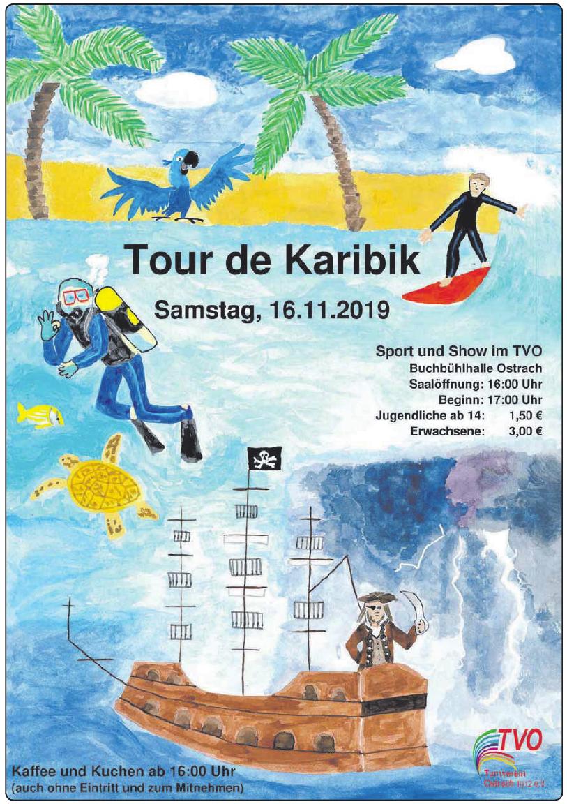 Tour de karibik