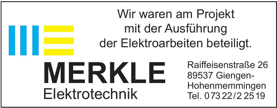 Merkle Elektrotechnik