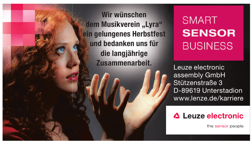 Leuze electronic assembly GmbH