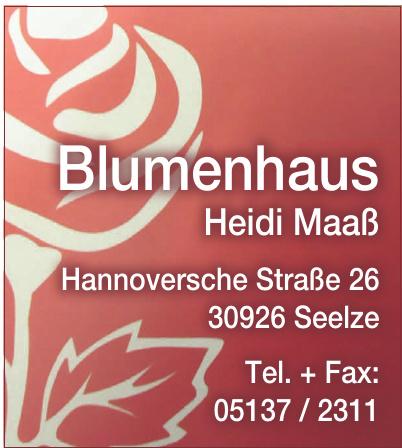Blumenhaus Heidi Maaß