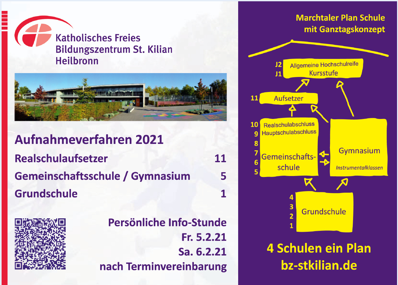 Katholisches Freies Bildungszentrum St. Kilian Heilbronn