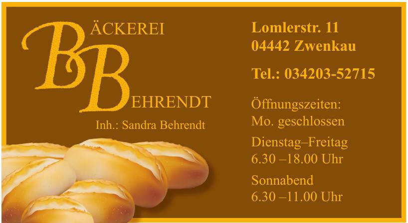 Bäckerei Behrendt