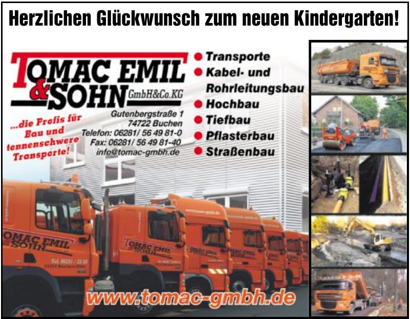 Tomac Emil & Sohn GmbH & Co. KG