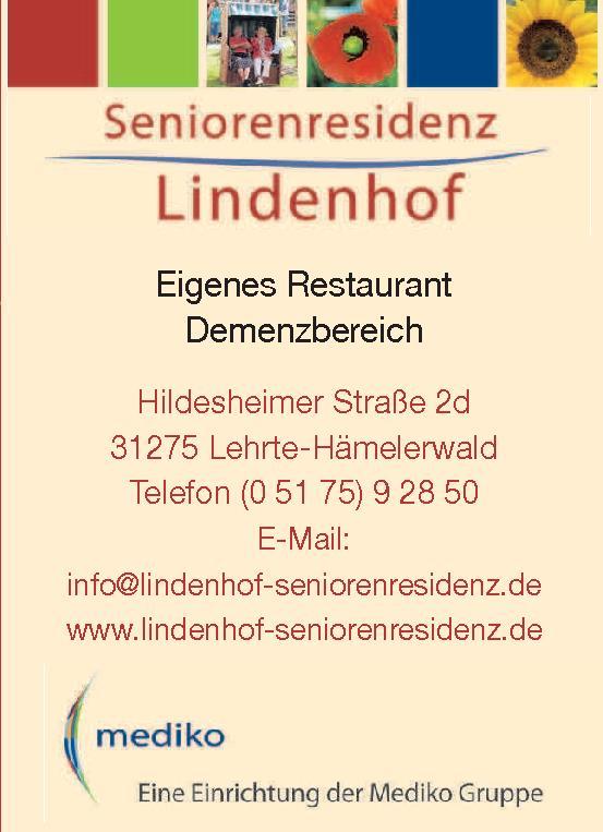 Seniorenresidenz Lindenhof