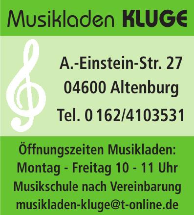 Musikladen Kluge