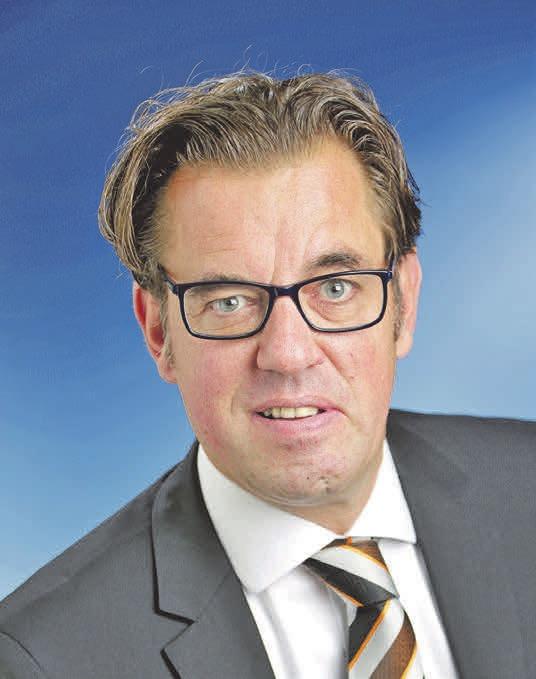 Dirk Rosskopf informiert rund um das Thema Smarthome. Foto: Volksbank BraWo