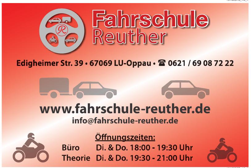 Fahrschule Reuther